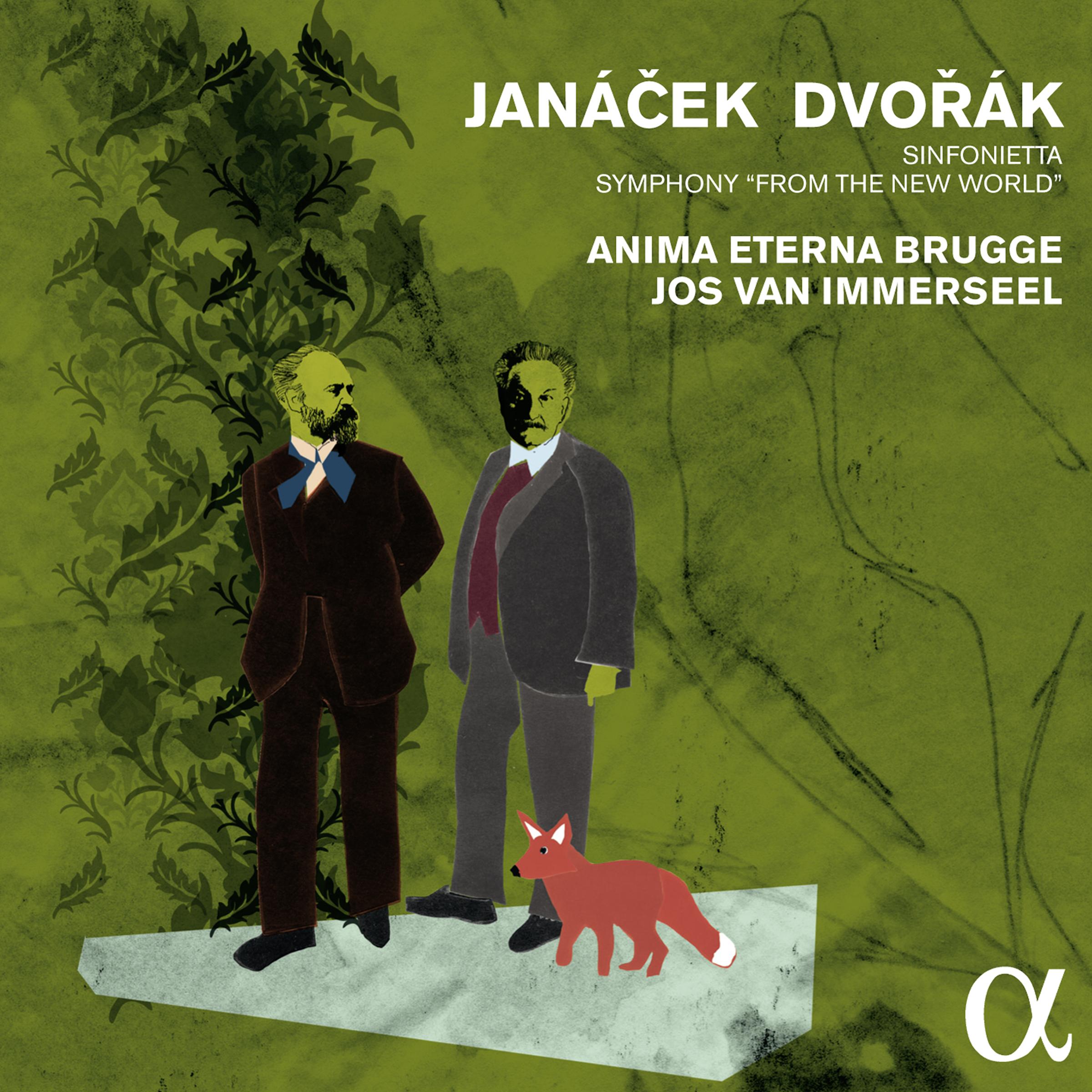 Janácek/ Dvorák