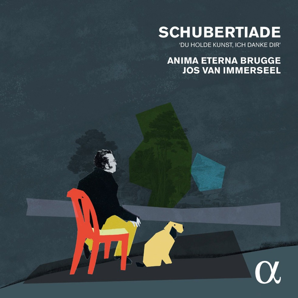 Schubertiade : 'Du holde Kunst, Ich danke dir'